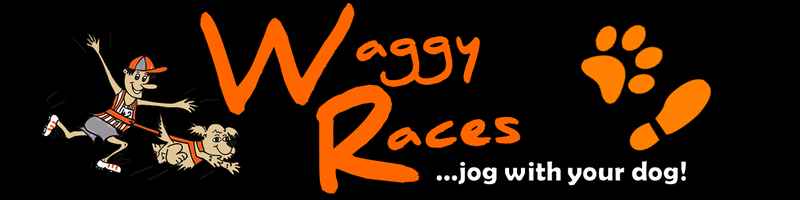 WAGGY RACES - JOG WITH YOUR DOG